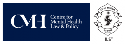 Logo of Centre for Mental health Law and Policy, ILS
